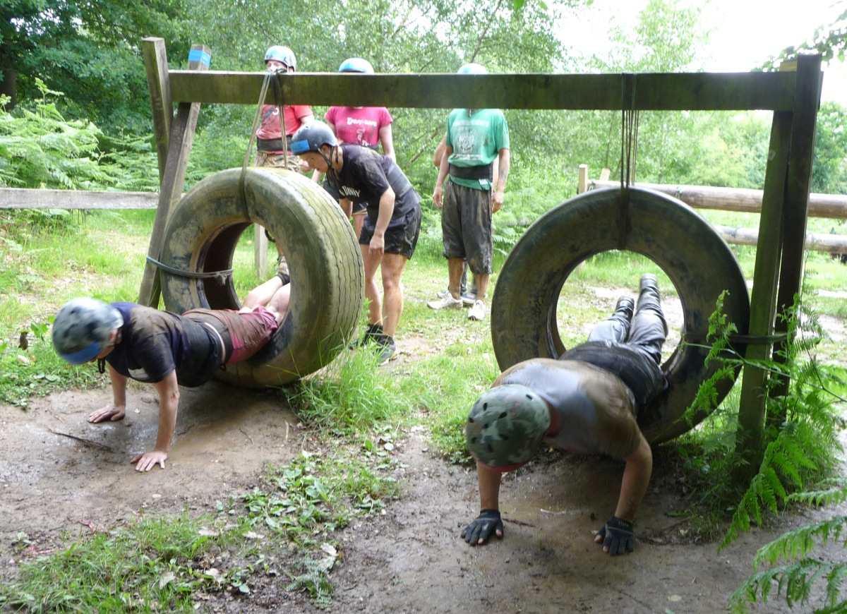 Army Assault Course